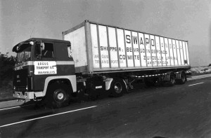 Dutch aid delivery to SWAPO camps in Angola, 1980s. NAN 15874