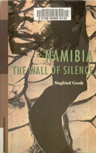 "Groth's Memoirs: ""The Wall of Silence"""